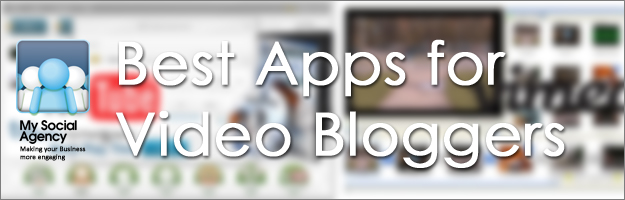 apps for video bloggers