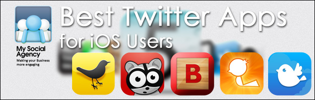 twitter apps for ios