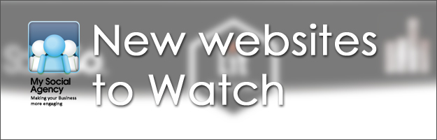new websites to watch