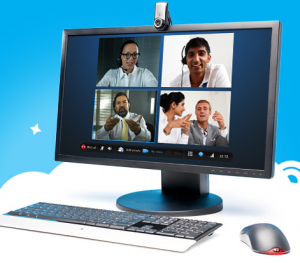 business benefits of skype