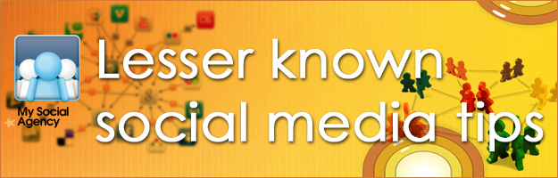 Social Media Marketing Tips My Social Agency