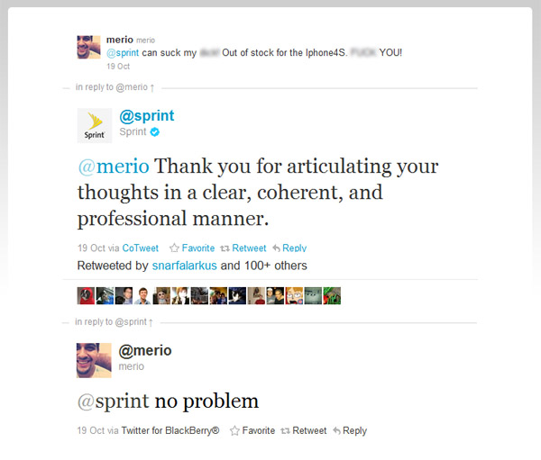 sprint-social-media-management How to Overcome a Social Media PR Disaster
