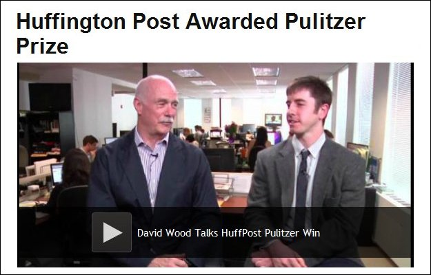 huffington_post_pulitzer_price Social Media and the 2012 Pulitzer Prize