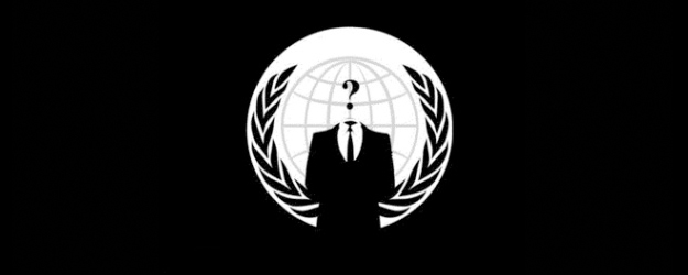 Hacktivist group Anonymous outraged at French nicking their logo