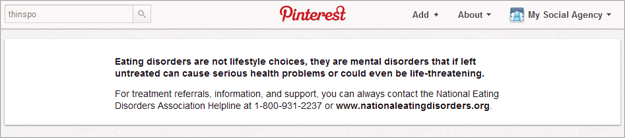 pinterest_thinspo Do social networks have a social responsibility?