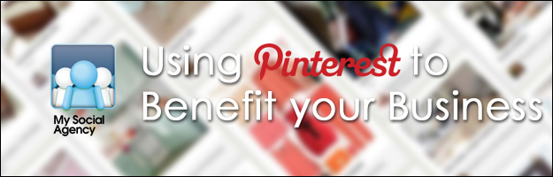 Using Pinterest to Benefit your Business