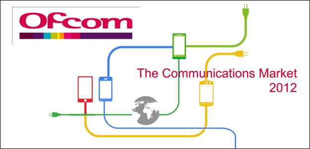 Ofcom data reveals UK mobile revolution