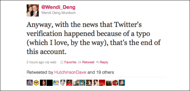 wendi_deng_on_twitter 5 Amazing Media Hoaxes