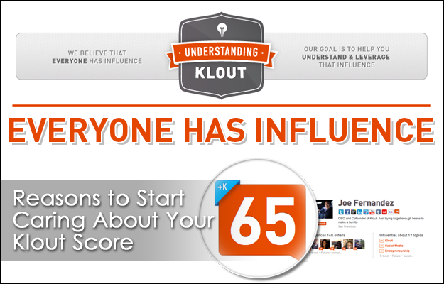 Klout Score and How to Increase it.