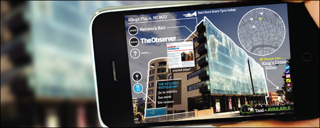 Augmented Reality Apps The Future Of Mobile Marketing