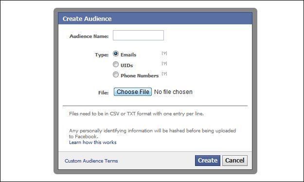 facebook-ad-targetting Digital Marketing Saturday Social: Issue 22