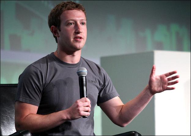 mark-zuckerberg-facebook Digital Marketing Saturday Social: Issue 24