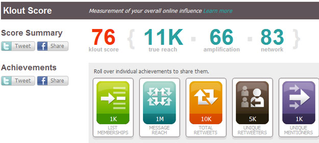 social-media-marketing-agencies-klout Klouts Changes and Downed Scores