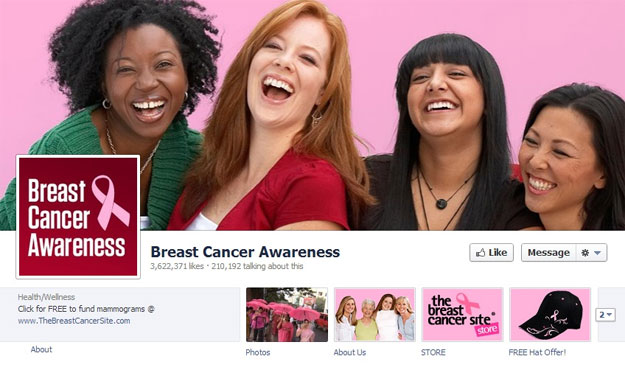 breast-social-media-width Breast Cancer Awareness Month Gets Social