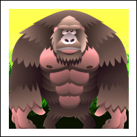 gorilla workout Top Five iPhone Fitness Apps