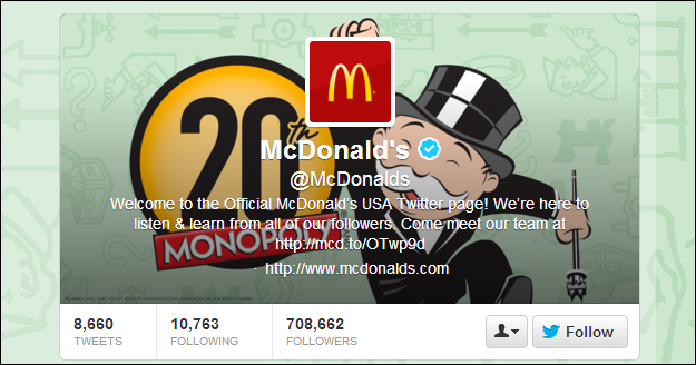 mcdonalds-mcdstories Fine Examples of Poor People Skills on Social Media