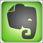 evernote 150x150 Top 5 note taking apps for iPad