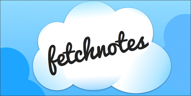 Fetchnotes - Best note-taking apps for iPad