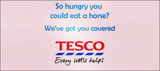 Viral Content - Tesco Goes Viral for the Wrong Reason