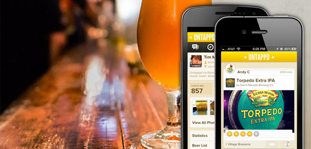 untappd Why using Niche Social Networks is Good for Business