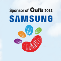 samsung-crufts-1 Samsung and Blue Cross Launch Help-A-Dog-A-Thon Facebook App