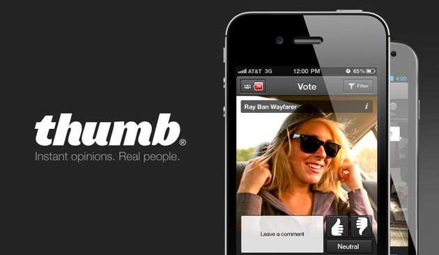 thumb The Hottest New Social Media Apps for 2013