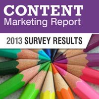 content-marketing-report Content Marketing goes Mainstream in 2013