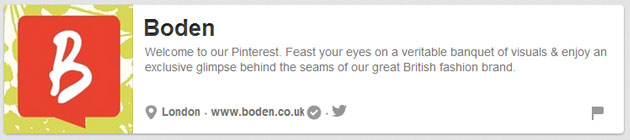 boden-pinterest Which are Pinterest's Top 10 UK Brands?