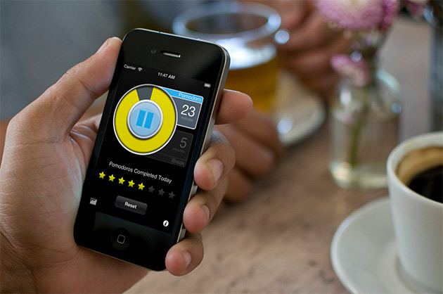 focus-time The Five Best Productivity Apps for iPhone
