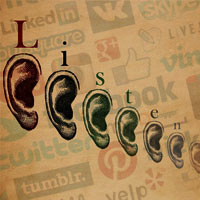 listen-to-social-media 2 Quick, Actionable Steps to Listen and Respond to Your Audience with Social Search