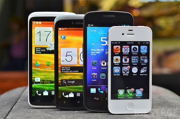 smart-phones Saturday Social: Facebook Mobile Payments, Smartphones Sales Rise