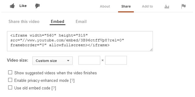 youtube-embed Why you should Repurpose, Embed and bring that Content Back to Life