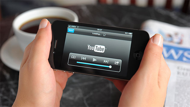 youtube-mobile Better Online Video Ideas and How to Optimise for them