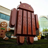 android-kitkat Saturday Social: Android KitKat, Tesco & Body Shop use Apple Wallet