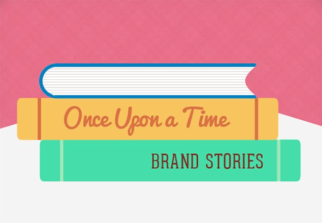 brand-story Using storytelling to present your brand