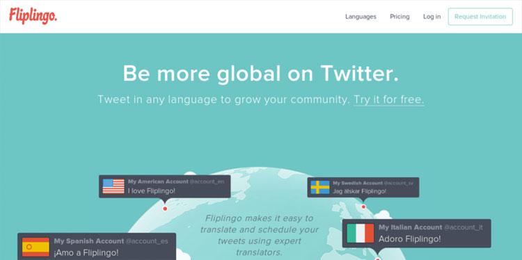 Fliplingo 5 Fantastic Twitter Tools to Transform Your Social Media