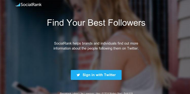 SocialRank 5 Fantastic Twitter Tools to Transform Your Social Media