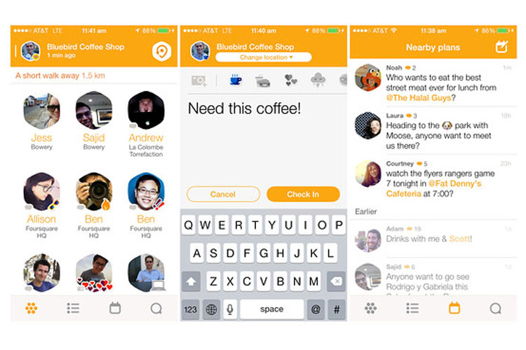 Swarm Saturday Social – Twitter Mute, Google Parking and the New Swarm App From Foursquare