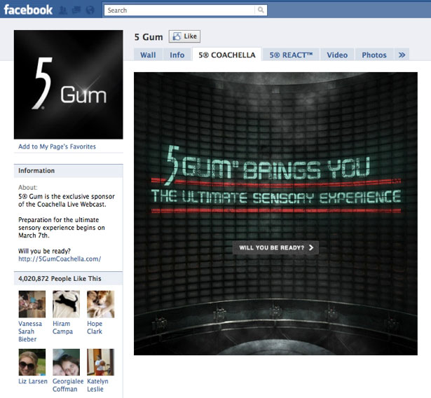 5gum Why You Should be Using Facebook in Your Digital Marketing Strategy
