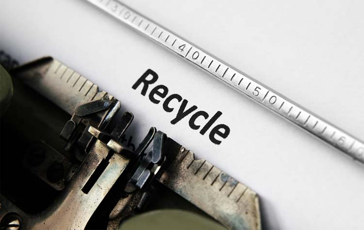 Recycle-content-1 6 Effective Ways to Repurpose Old Content and Drive Traffic to Your Blog