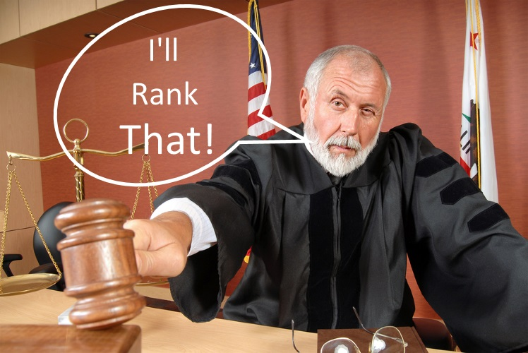 bigstock-Judge-Using-His-Gavel-3021360-1 How Does Google Actually Judge Content