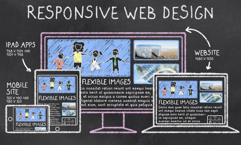 bigstock-Responsive-Web-Design-On-Black-55711469-1 Does Google Want Your Site to be Mobile Optimised?