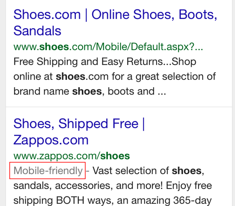mobile-firendly-google-search Does Google Want Your Site to be Mobile Optimised?