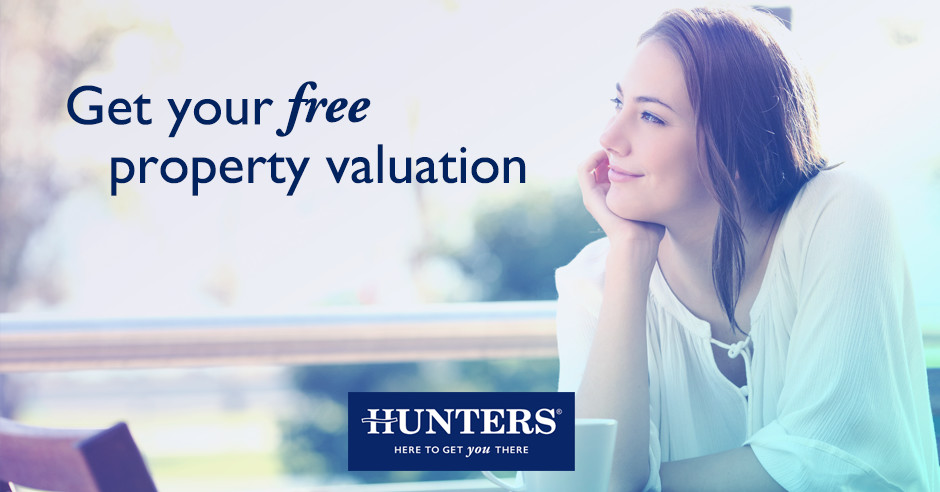 Hunters Estate Agents - Example Work
