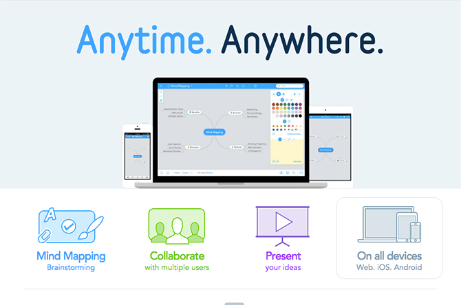 mindmeister 5 Fantastic Online Tools For Effective Brainstorming and Idea Generation