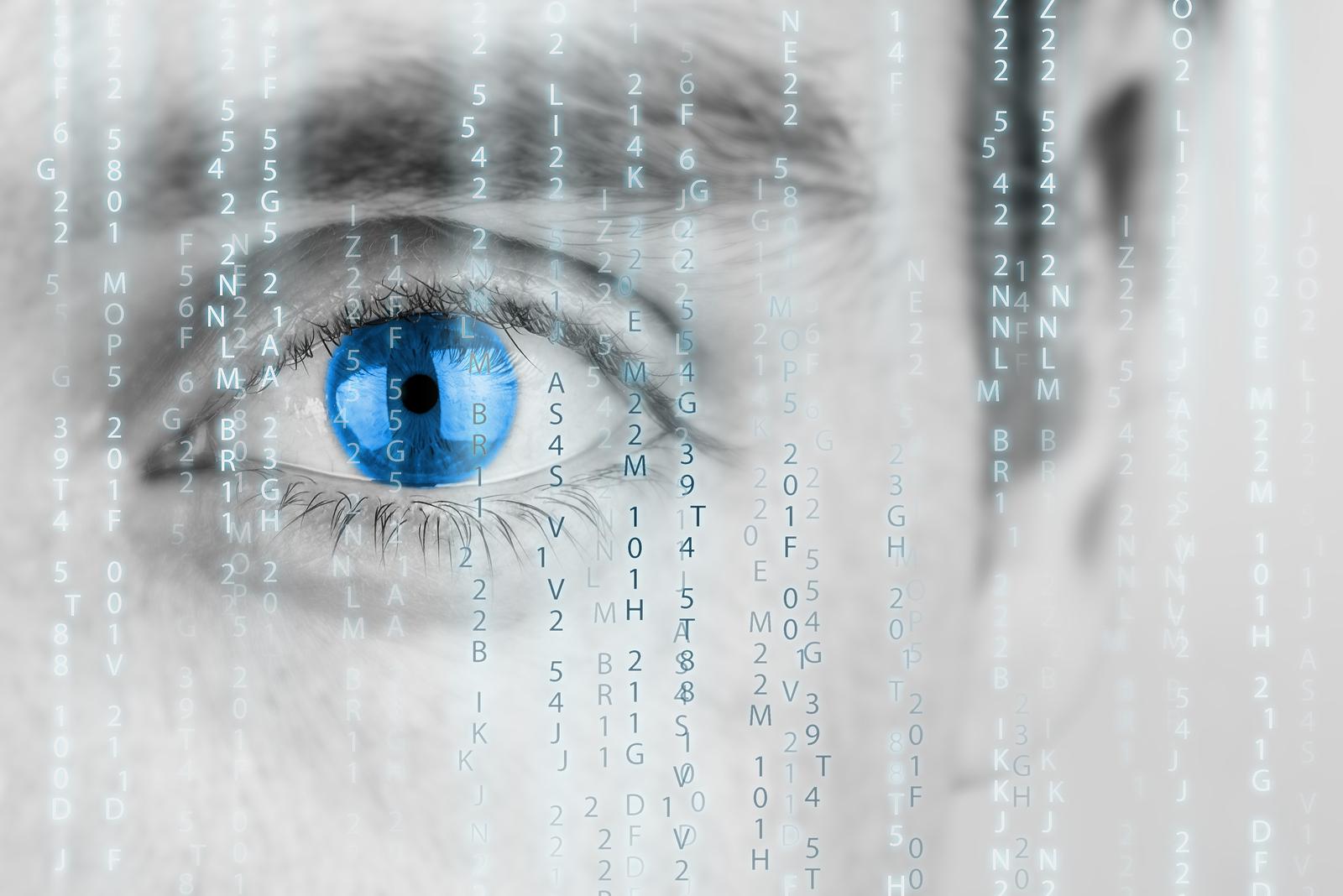 bigstock-Futuristic-Image-With-Matrix-T-66772102 Welcome To The Post-Digital Marketing World