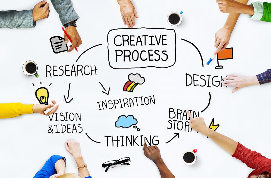 bigstock-Creative-Process-Ideas-Creativ-99027512 Innovation Management: The Art of Unlocking Creativity