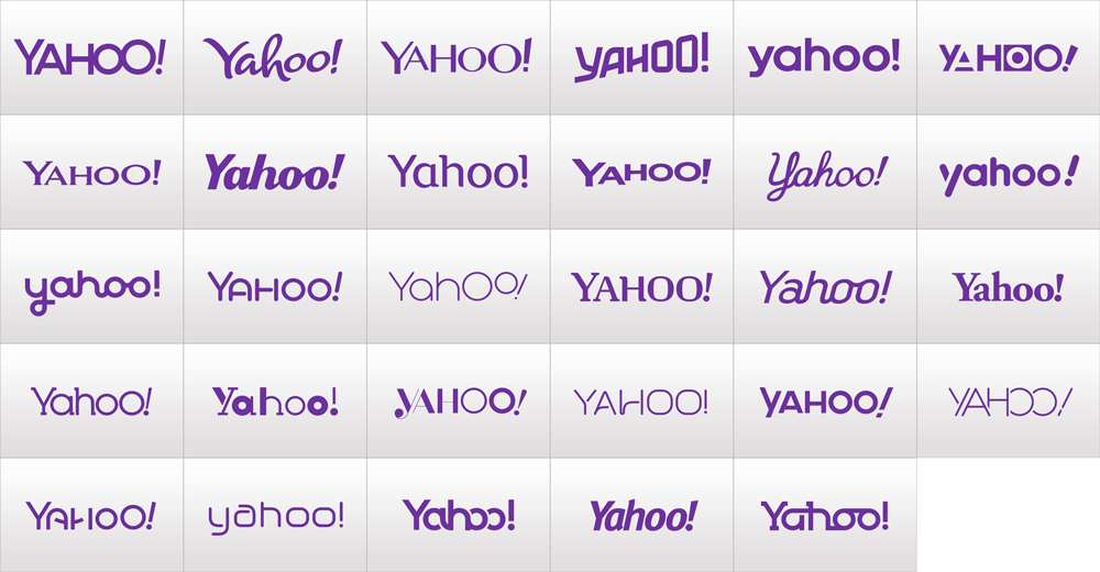 yahoo_29_logos_small The Value of Design
