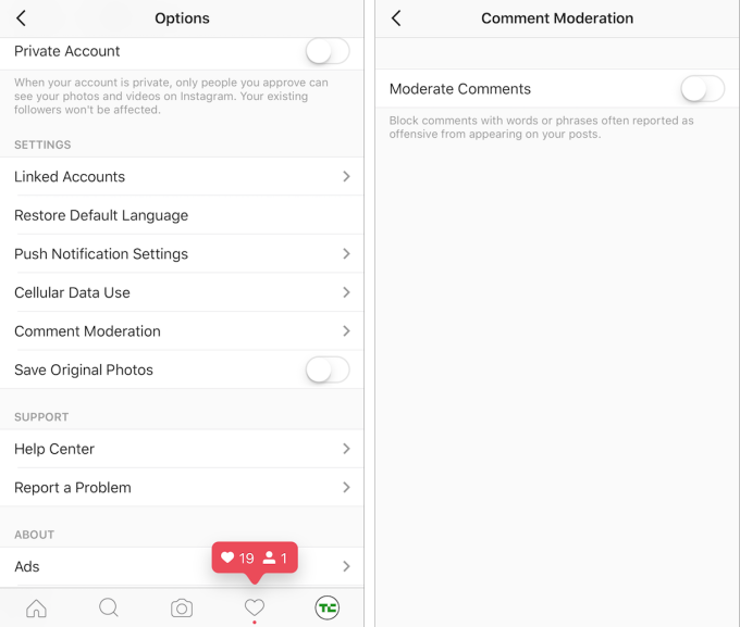 instagram-moderation Account Switching On Messenger Is Finally Here!! Your Digital Marketing Weekly Roundup