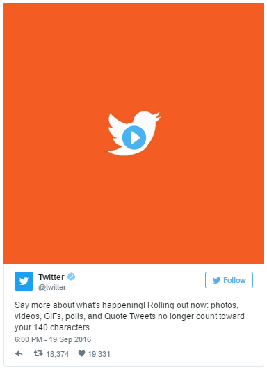 140-end End of the 140-character Era (Sort of): Your Digital Marketing Weekly Roundup